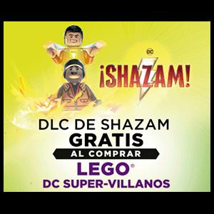LEGO DC Súper Villanos - DLC Shazam PS4