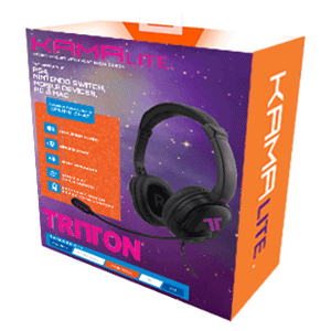 Auriculares Tritton Kama Lite PS4-NSW-PC - Auriculares Gaming