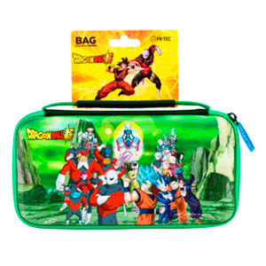 Bolsa de Transporte para Nintendo Switch Dragon Ball Super Universes