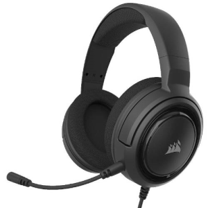 CORSAIR HS35 Carbon PC-PS4-XONE-SWITCH-MOVIL - Auriculares Gaming