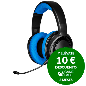 CORSAIR HS35 BLUE PC-PS4-XONE-SWITCH-MOVIL - Auriculares Gaming