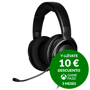CORSAIR HS45 SURROUND Negro - 7.1 PC-PS4-PS5-XBOX-SWITCH-MOVIL - Auriculares Gaming