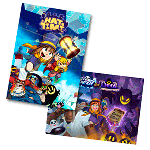 A Hat in Time - Póster