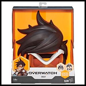 Máscara Overwatch: Tracer