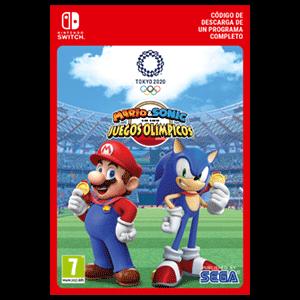 Mario & Sonic Tokyo 2020 NSW