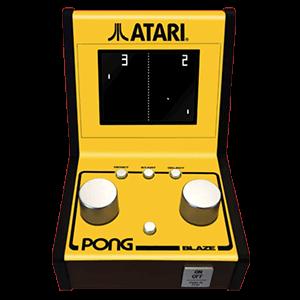 Consola Retro Atari 5 Games Mini Paddle Arcade
