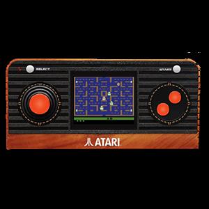 Consola Portatil Retro Atari Pacman Edition