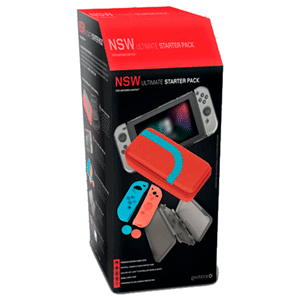 Ultimate Starter Pack Gioteck para Nintendo Switch