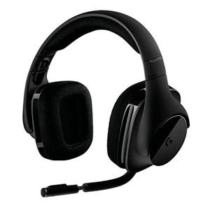 Logitech G533 Wireless 7.1 PC - Auriculares Gaming Inalámbricos