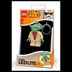 Llavero con Luz LEGO Star Wars: Yoda