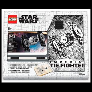 Set de Papelería Star Wars: TIE Fighter