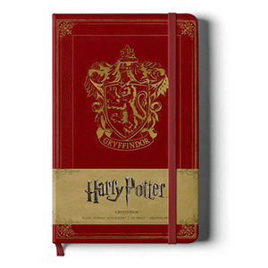 Diario Harry Potter: Gryffindor