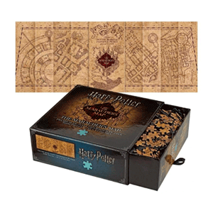 Puzzle Harry Potter: The Marauders Map 1000p.