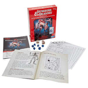 Dungeons And Dragons: Stranger Things