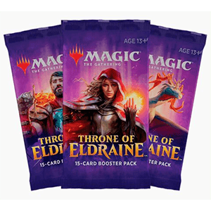 Sobre Magic the Gathering: El Trono de Eldraine