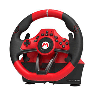 Volante Hori Mario Kart Pro Deluxe -Licencia oficial-