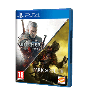 Pack Dark Souls 3 + The Witcher 3
