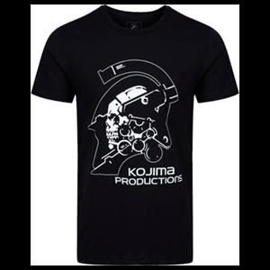 Camiseta Kojima Productions Negra Talla XL