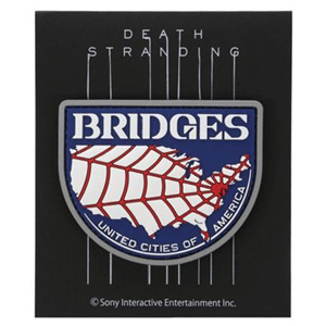 Parche Death Stranding: Bridges,