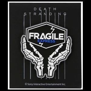 Parche Death Stranding: Fragile Express