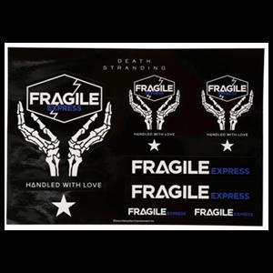 Sticker Death Stranding: Fragile Express