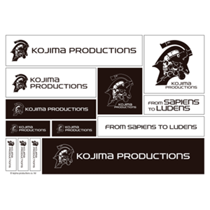 Sticker Kojima Productions