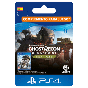 Ghost Recon Breakpoint - Year 1 Pass PS4