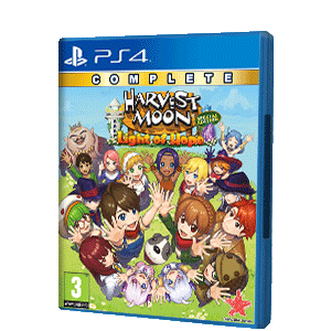 Harvest Moon Light of Hope Complete Edition