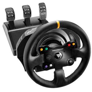 Thrustmaster TX RACING WHEEL LEATHER ED.  PC-XONE - Volante Gaming