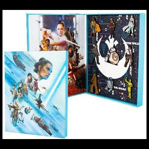 Set de Pin Star Wars The Rise of Skywalker: The Resistance S1