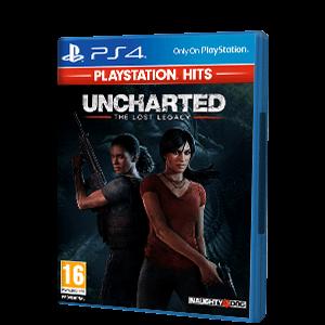 Uncharted: El Legado Perdido PS Hits