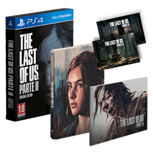 The Last of Us Parte II Edición Especial