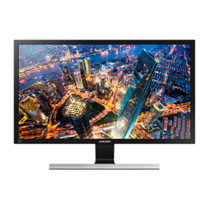 "EXPO - Samsung U28E590D 28"" LED UHD 4K 60Hz FreeSync - G-SYNC Comp. - Monitor Gaming"