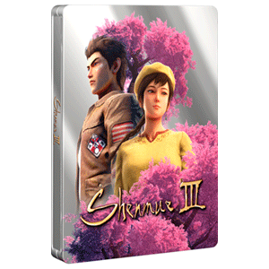 Shenmue III - Caja metálica