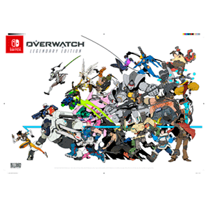 Overwatch NSW - Póster