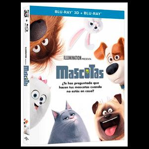 Mascotas 2 - 3D + 2D