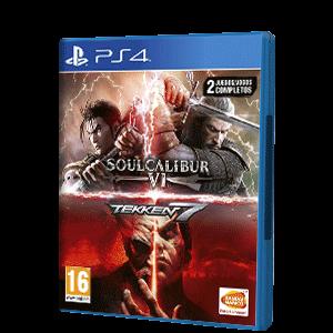 Pack Tekken 7 + Soulcalibur VI