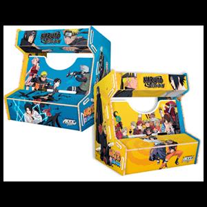 Mueble Arcade Mini: Naruto