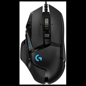 Logitech G502 HERO RGB 16000 DPI - Raton Gaming - Reacondicionado