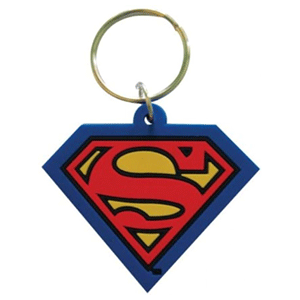 Llavero DC Comics Superman Shield