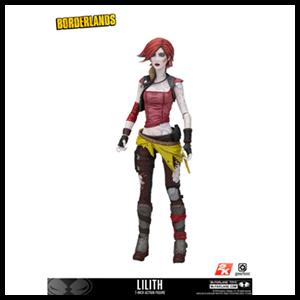Figura Borderlands 2: Lilith 18cm
