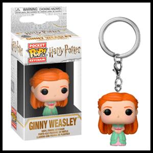 Llavero Pop Harry Potter: Ginny Yule