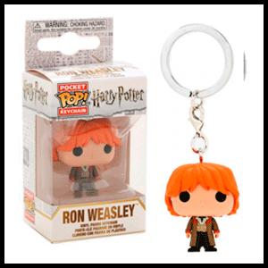 Llavero Pop Harry Potter: Ron Yule