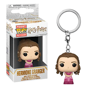 Llavero Pop Harry Potter: Hermione Yule