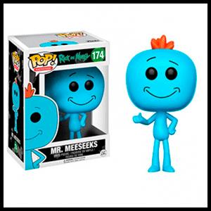 Figura Pop Rick y Morty: Mr. Meeseeks