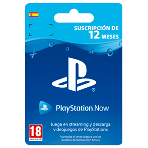 PS NOW 365 Días