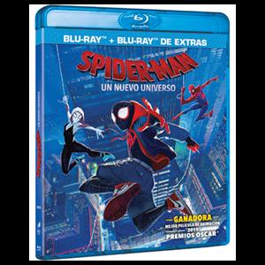Spider-Man Un Nuevo Universo - BD + BD Extras
