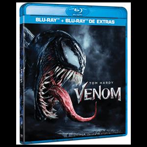 Venom - BD + BD Extras