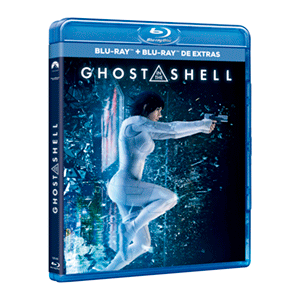 Ghost In The Shell: El Alma de la Máquina - BD + BD Extras