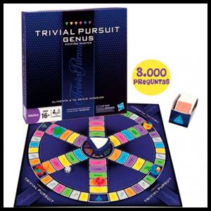 Trivial Pursuit Edición Master